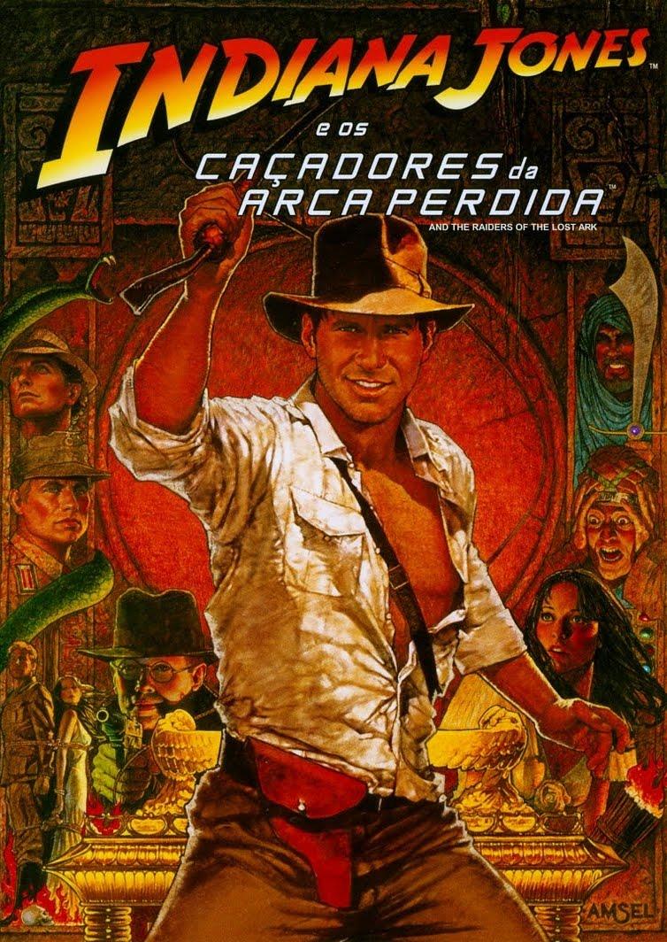 Indiana Jones e Os Caçadores da Arca Perdida Dublado
