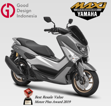 Tipe Busi Yamaha All New Nmax 155
