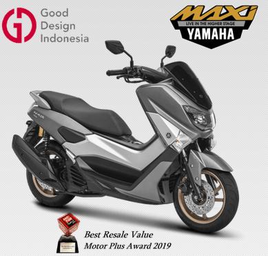 Ukuran Ban Standar Yamaha Nmax 155 VVa