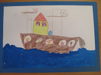 Zeichnen im Kindergarte