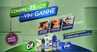 Promoção Compre & Ganhe CIF e VIM