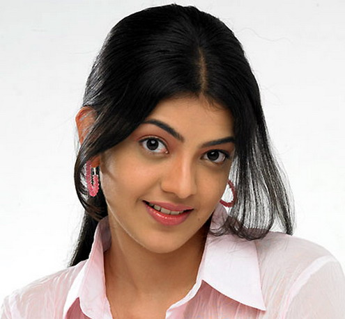 Kajal Childhood Photos