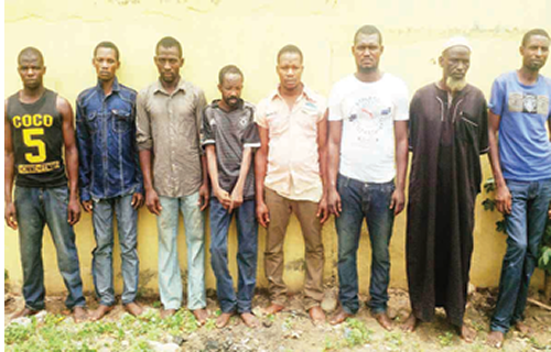 nigeria most wanted kidnappers arrested