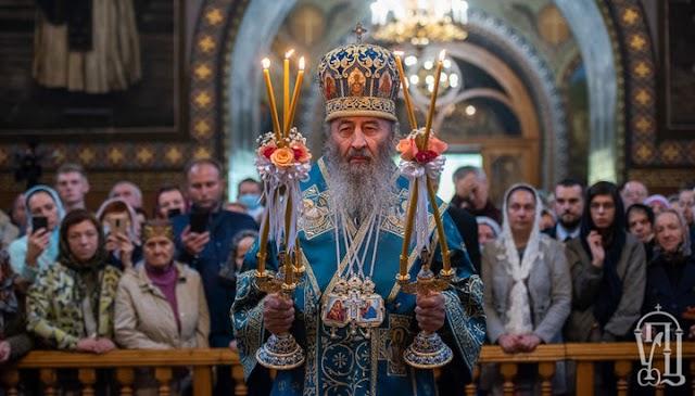 Предстоятель УПЦ: Богородиця турбується і молиться за нас більше, ніж ми самі