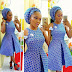 Check Out This Lovely Ankara Short Gown Styles