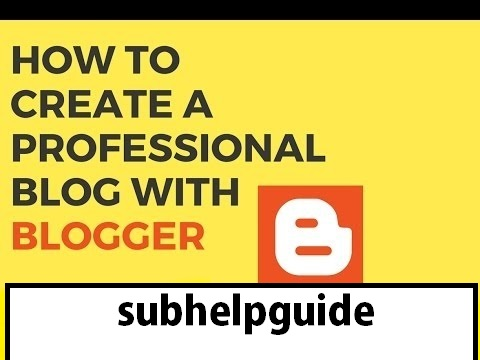 How to become a Professional Blogger with the help of top 8 Skills - how to be a professional