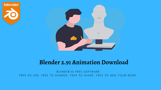 Blender 2.91 Animation Download
