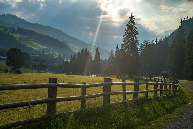 Sonnenaufgangswanderung Spieleckkogel  Wandern in Saalbach 16