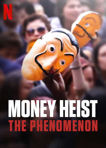 فيلم Money Heist: The Phenomenon 2020 مترجم