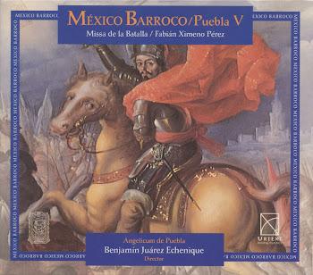 XIMENO, F. - Missa de Batalla