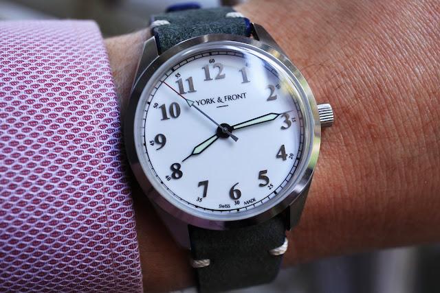 York & Front Burrard wrist
