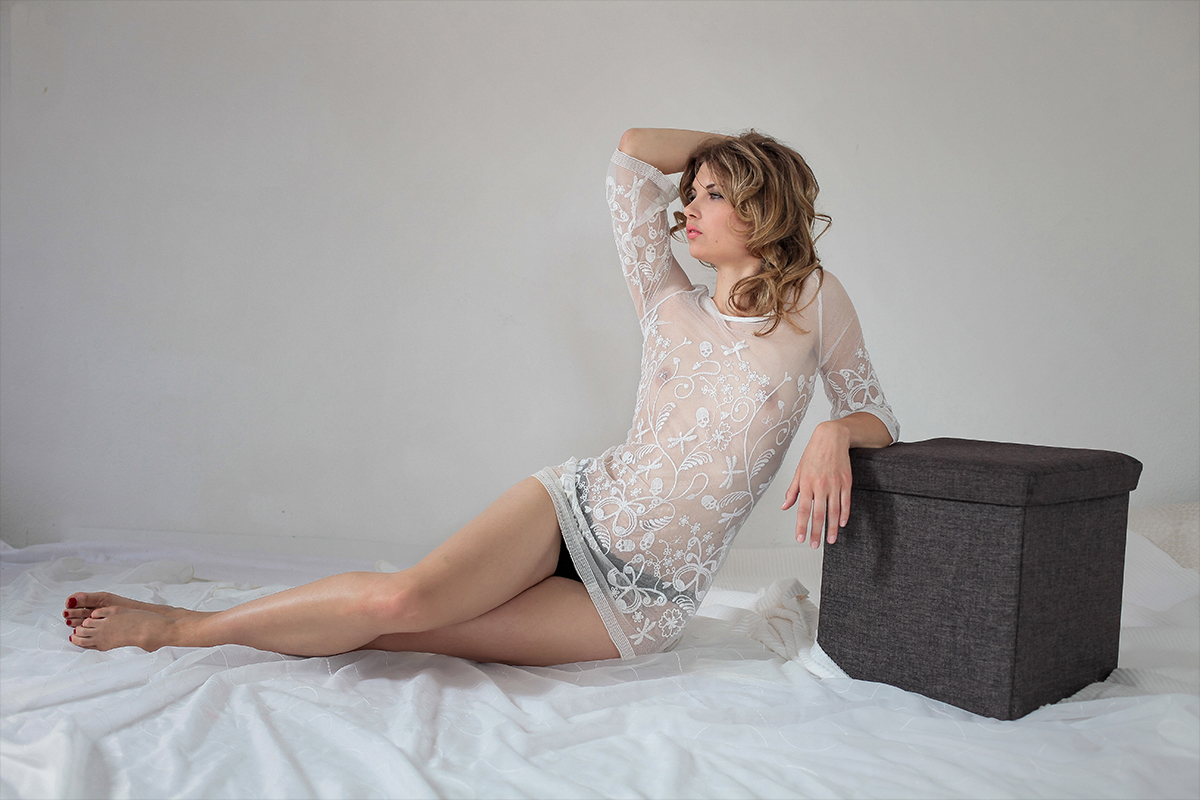 Boudoir Fotoshooting Lady C.