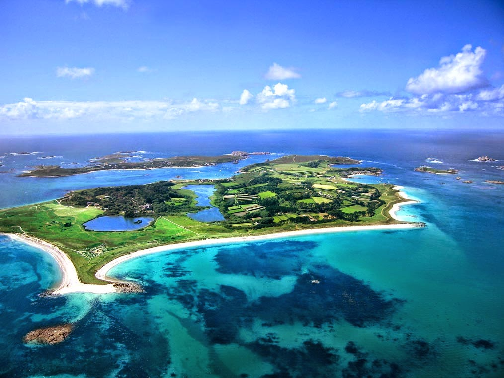 Isles of Scilly – Group of Small Islands