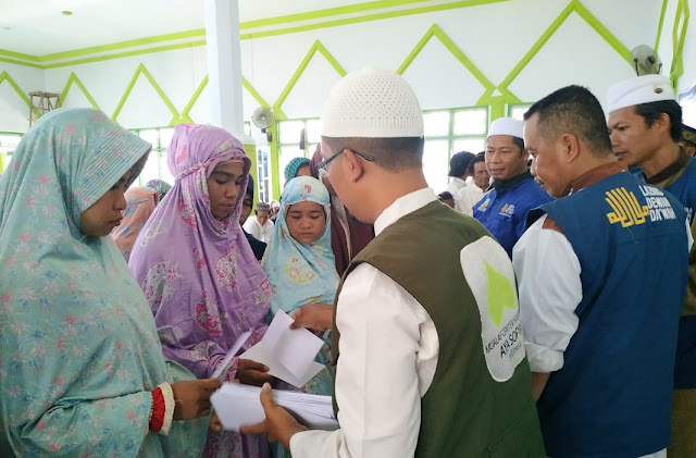 Alhamdulillah, 300 Orang Suku Ta'a Bersyahadat