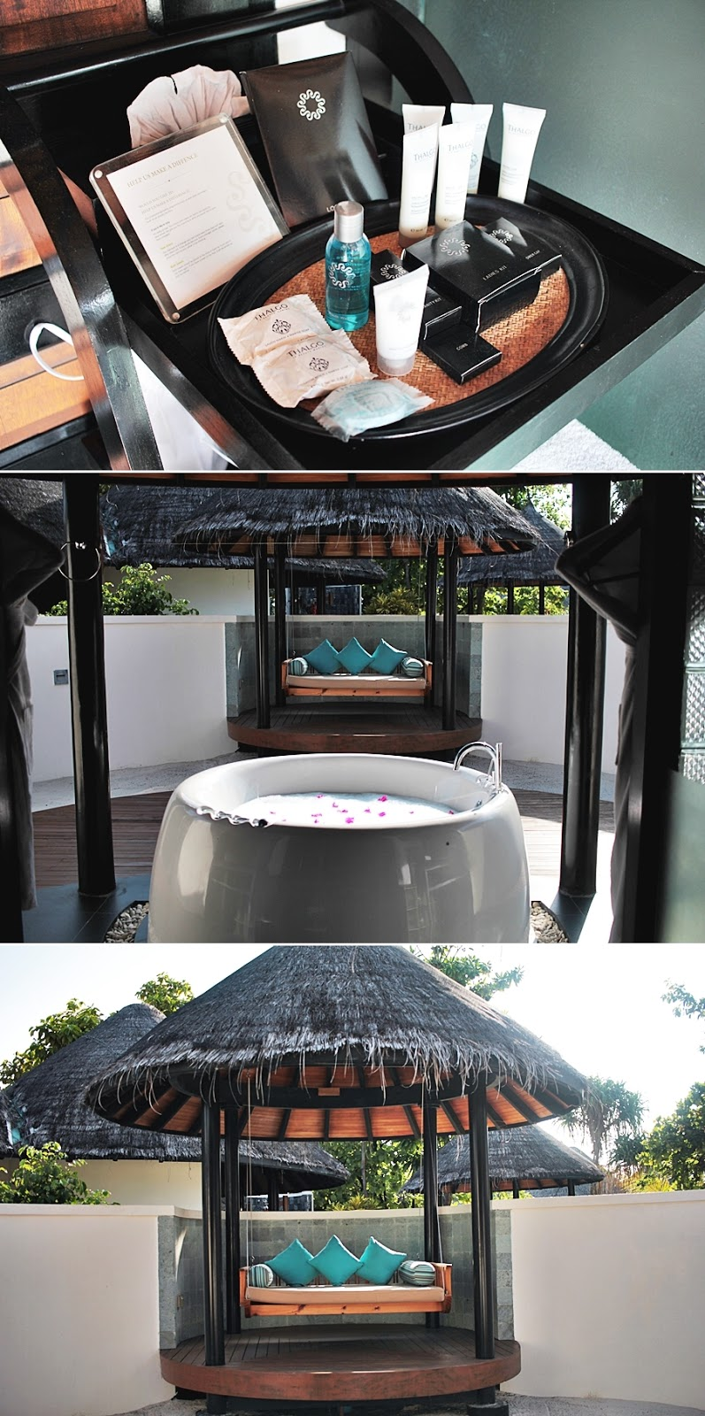 jacuzzi travel madives luxury resort