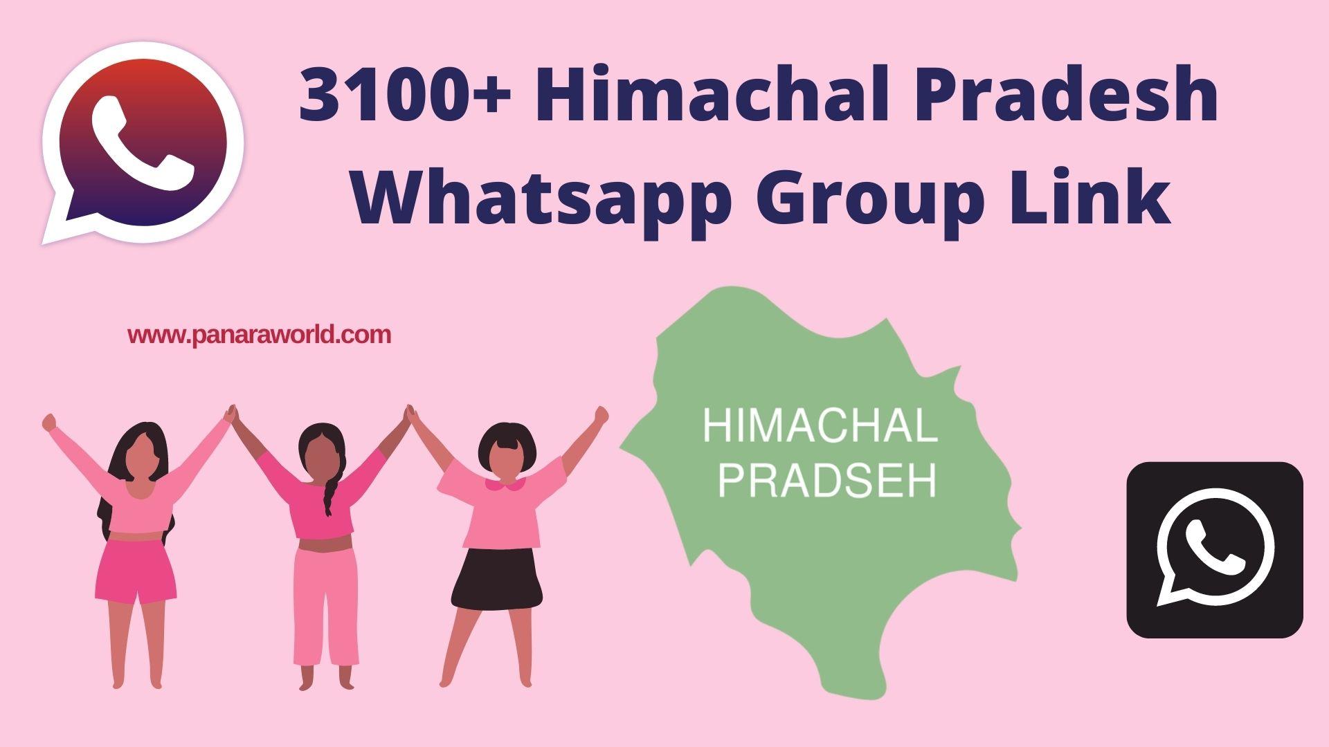 Himachal Pradesh Whatsapp Group Link