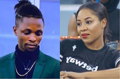 BBNaija: Laycon Is My Enemy – Erica Tells Kiddwaya
