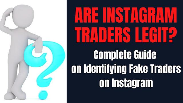Are Instagram Traders Legit