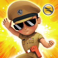 Little Singham - No 1 Runner Apk Game for Android