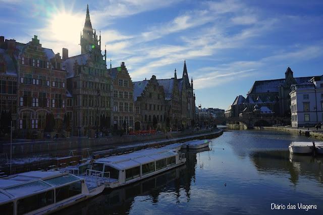 Roteiro - O que visitar em Gent, Bélgica