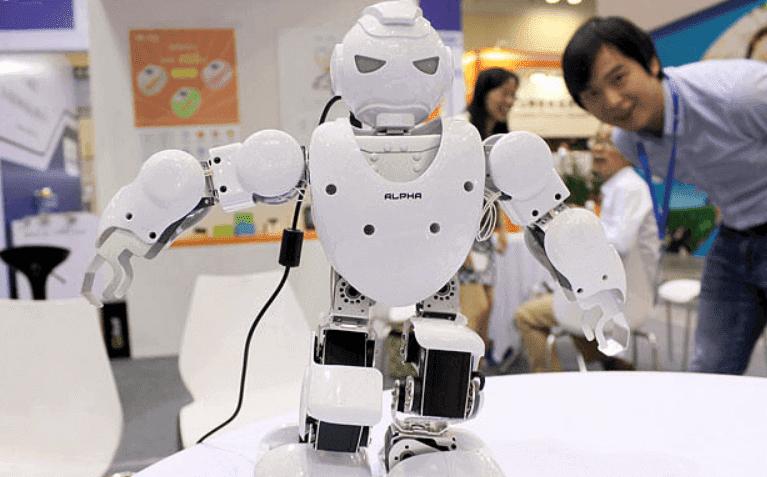 Δείτε σε βίντεο μία γεύση της τεχνολογίας της Κίνας (video)
