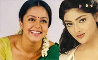 Jyothika and Abirami Returns