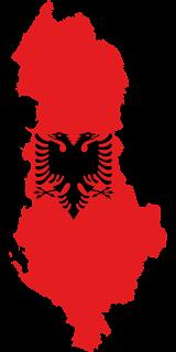 Simbol Negara Albania