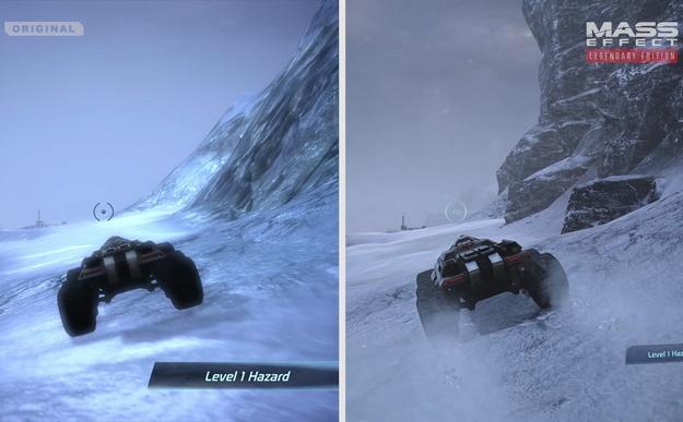 Mass Effect Legendary Edition remaster Improvment