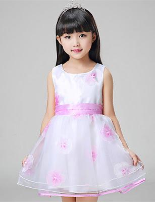 vestidos de niña para bautizo