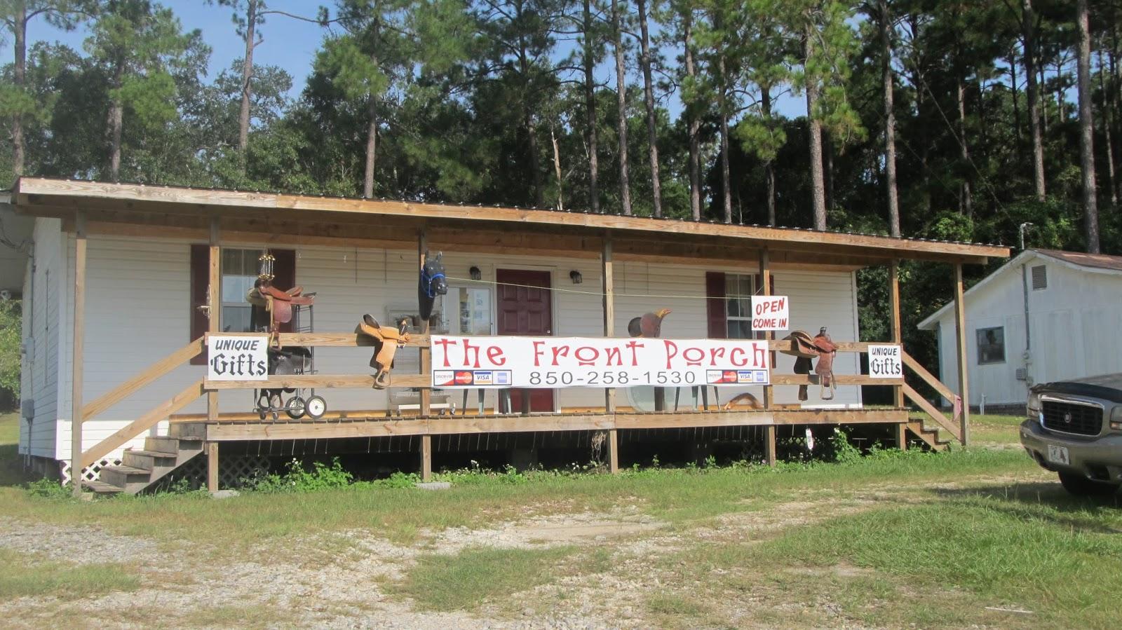 The Front Porch Saddle and Tack Shop, Bonifay Florida