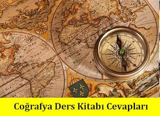 10. Sınıf Coğrafya Meb Yayınları Ders Kitabı 2018-2019