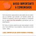 ATENÇÃO: OS COLETORES DE LIXO EM BONFIM SOLICITAM QUE FAMÍLIAS SEPAREM LIXO DE PESSOAS COM COVID-19