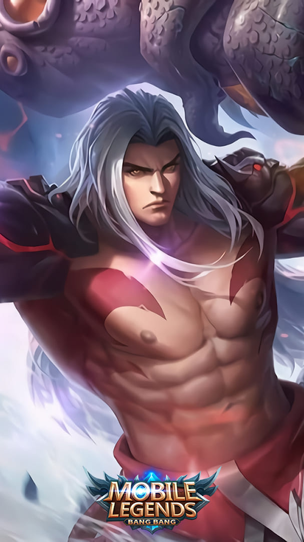 Wallpaper Badang Ironfist Skin Mobile Legends HD for Android and iOS