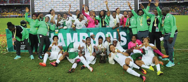 Super Falcons' players, officials finally paid as FG releases funds