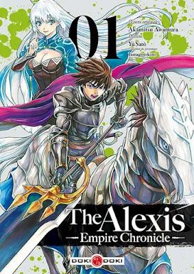 The Alexis empire chronicle tome 1 aux éditions Doki Doki