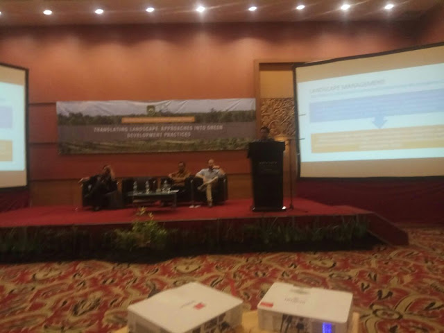Pertama di Indonesia South Sumatera Landscape Festival Galar di Sumsel