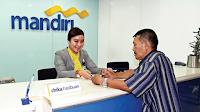 Bank Mandiri - Penerimaan Untuk Posisi  Department Head Reward Management August - September 2019