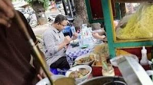 Anies: PKL Jualan di Trotoar karena Kebutuhan Hidup