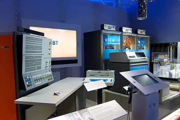 Sejarah Komputer Generasi Ketiga IBM 360 System
