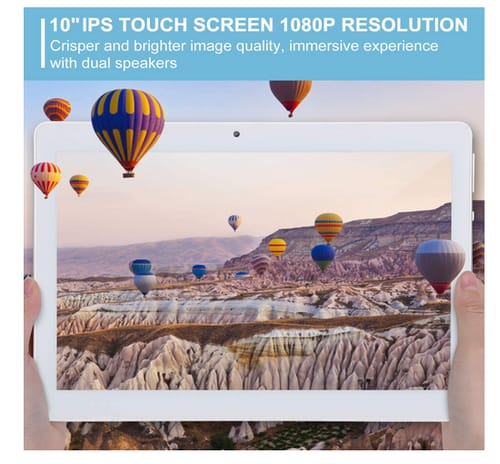 YELLYOUTH YY12Pro 10 inch Android 10.0 Tablet