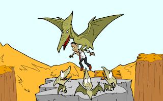 Obama Jurassic Park - Jugado y Resuelto