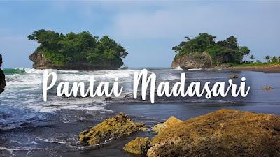 Lokasi Hunting Foto di Pantai Madasari
