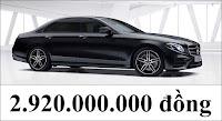 Giá xe Mercedes E300 AMG 2021