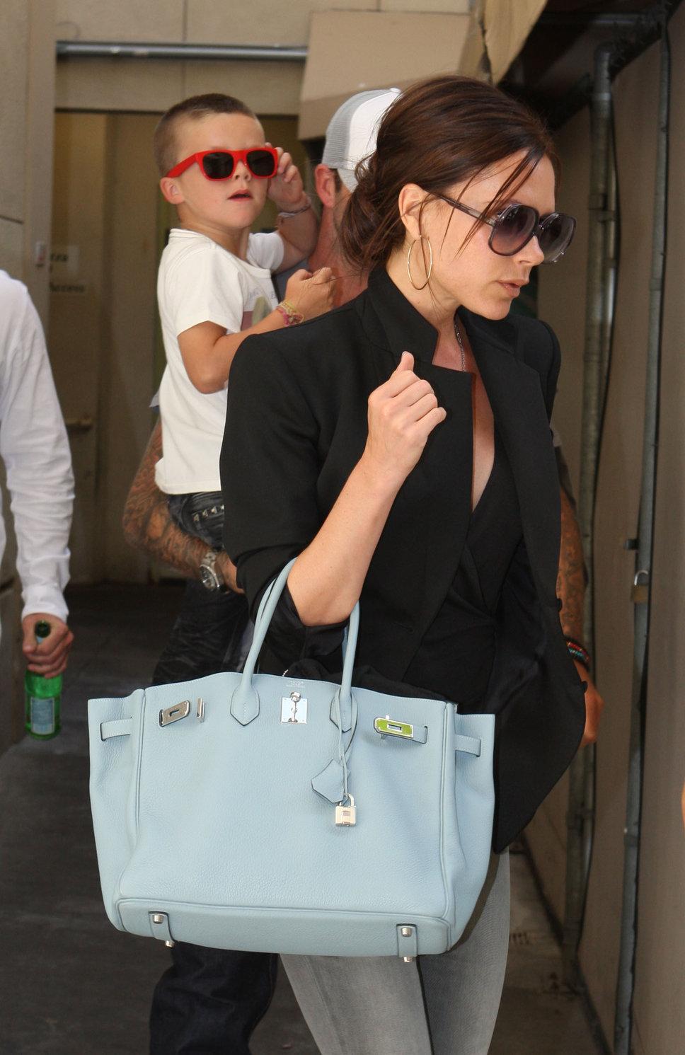 Victoria Beckham - Hermes Birkin Bag
