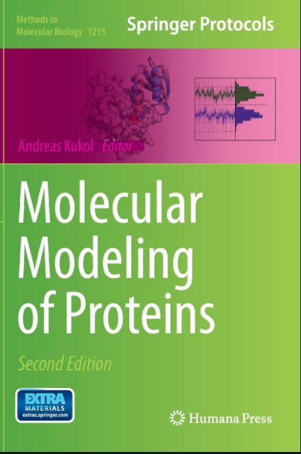 Molecular Modeling of Proteins  Second Edition Andreas Kukol in pdf