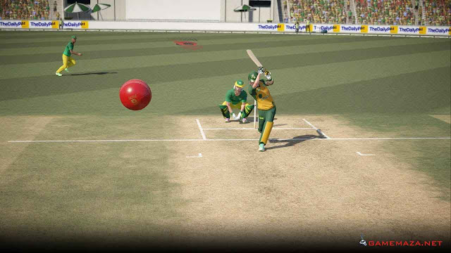Don Bradman Cricket 17 Gameplay Screenshot 2