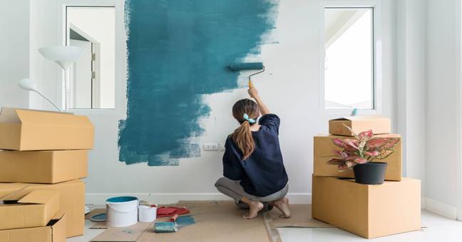 Comment peindre sa maison sans endommager le sol et les meubles?