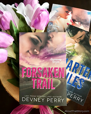 Book Review: Forsaken Trail by Devney Perry | About That Story