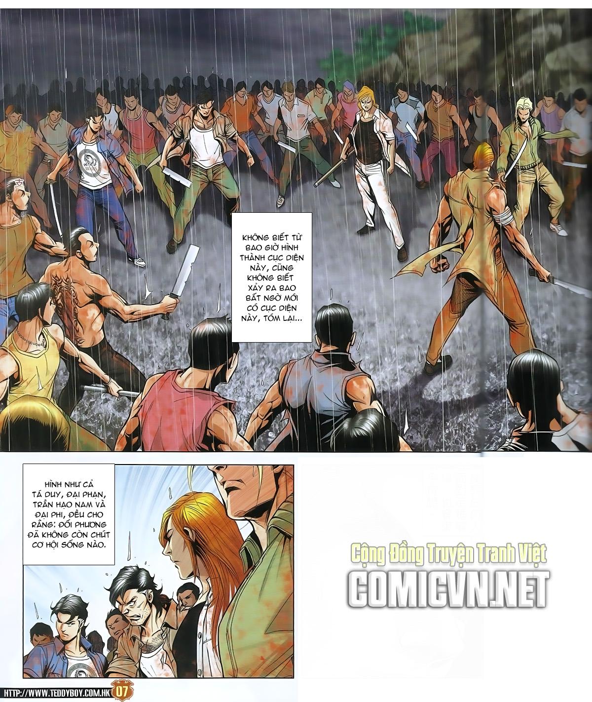 Người Trong Giang Hồ Chap 1860 - Next Chap 1861