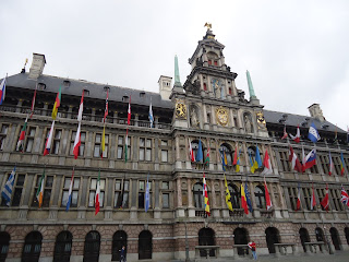 Antwerp Belgium Travel History